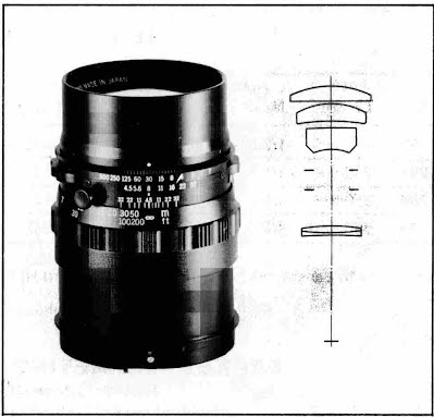KOWA 200mm Lens cross