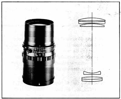 KOWA 250mm Lens cross