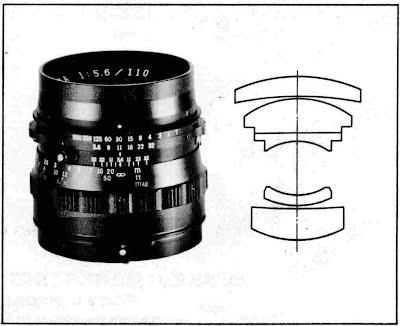 KOWA 110mm Lens cross