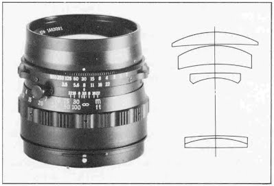 KOWA 150mm Lens Cross