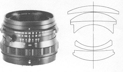 KOWA 85mm Lens cross